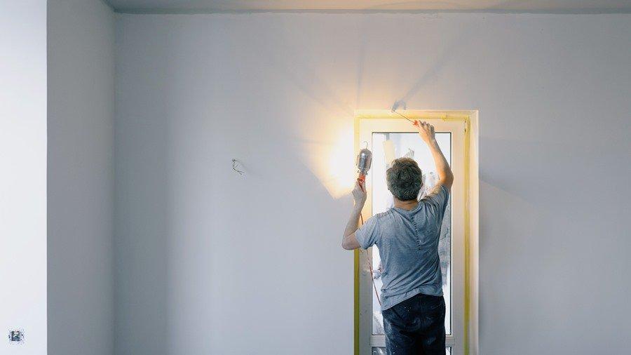 Kredit tanpa agunan untuk renovasi rumah.