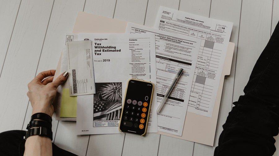 Ilustrasi wajib pajak.