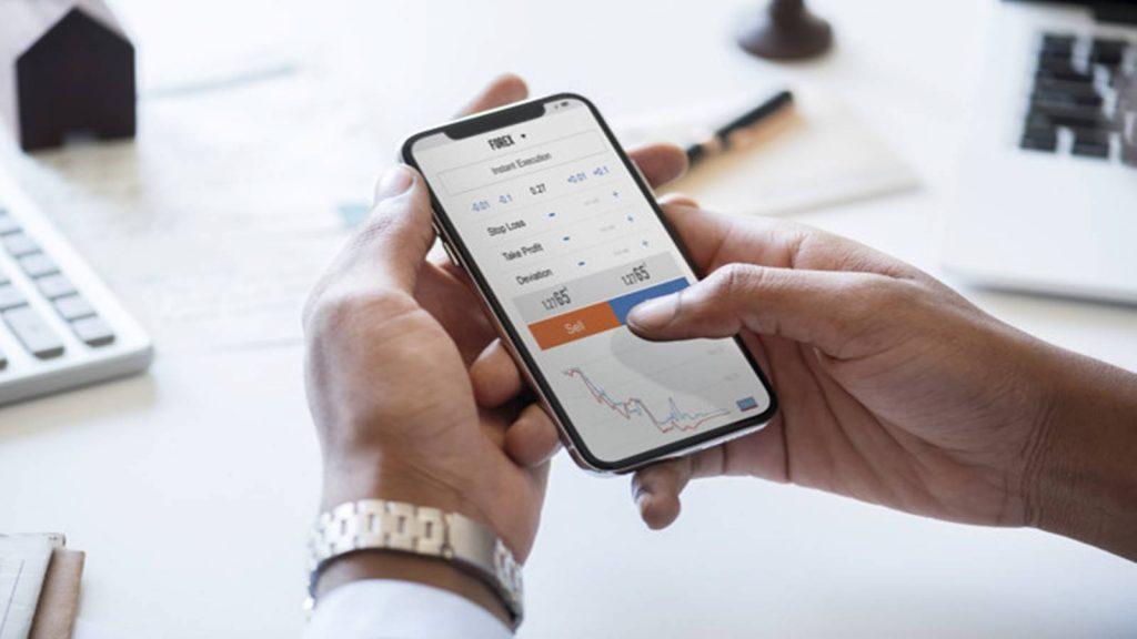 Aplikasi saham terbaik