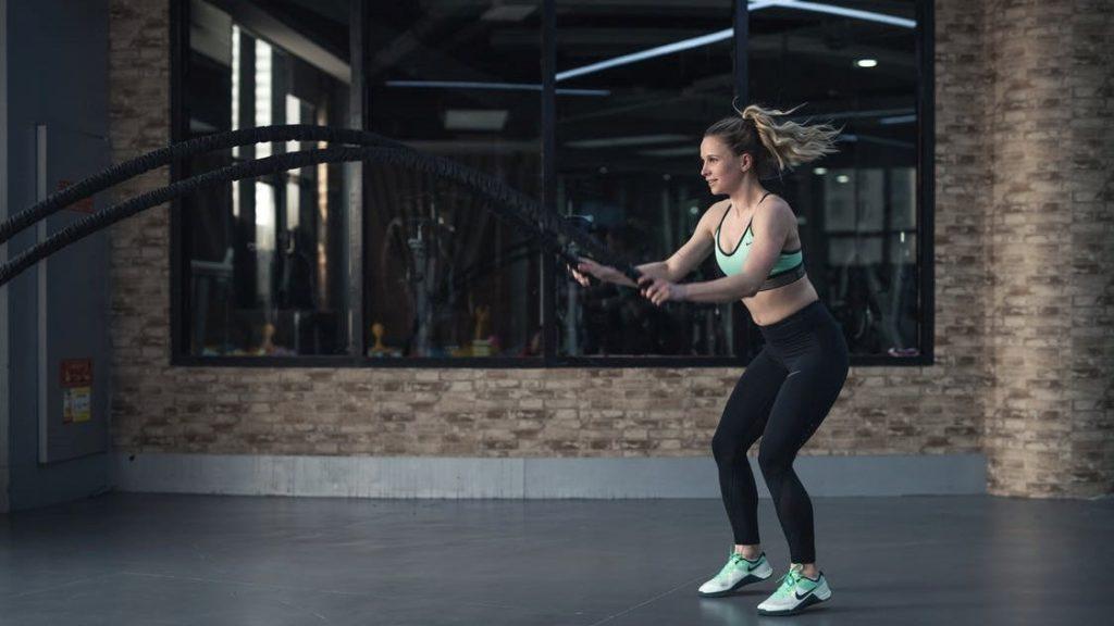 menjaga kebugaran dengan workout