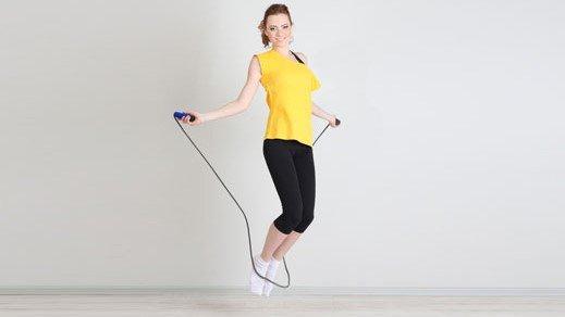jump rope sebagai workout