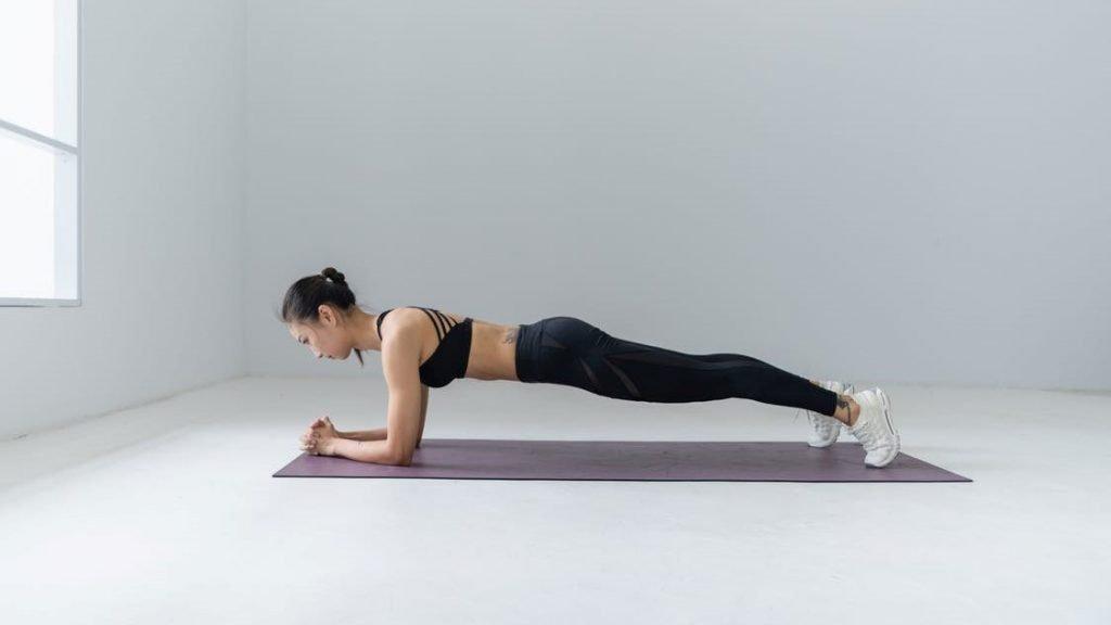 plank untuk kebugaran