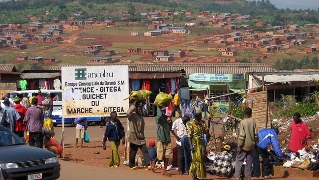 Burundi, Afrika