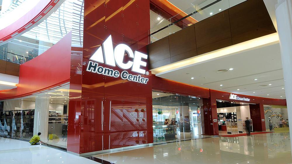 Toko Ace Hardware, bisnis emiten saham ACES.