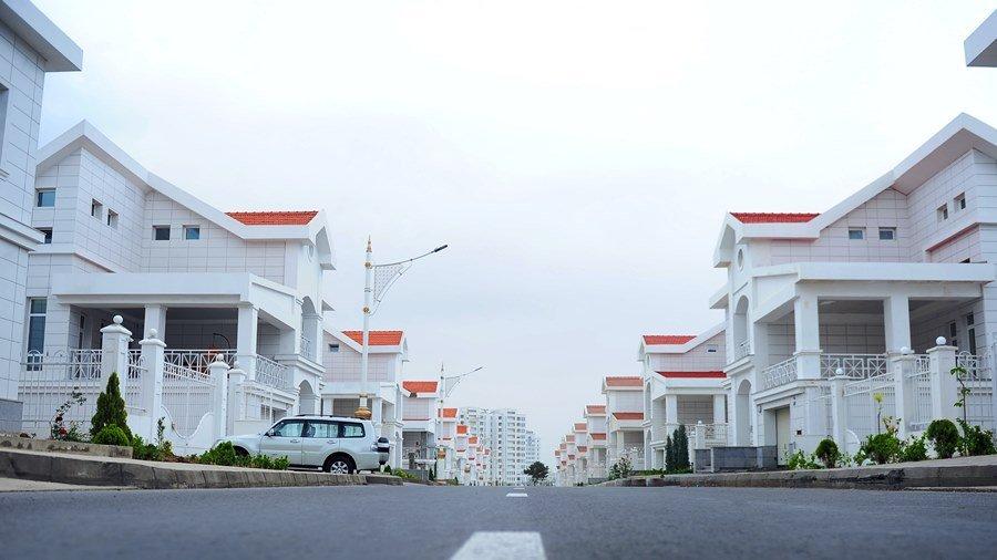 Perumahan, bagian dari sektor properti.