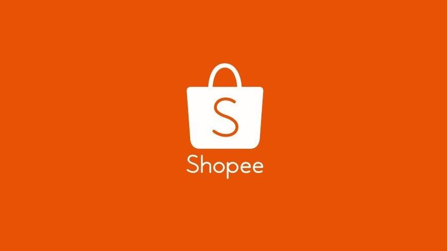 Logo Shopee.