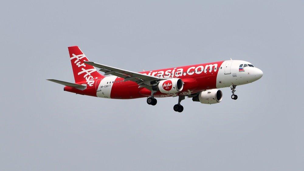 Pesawat Air Asia.