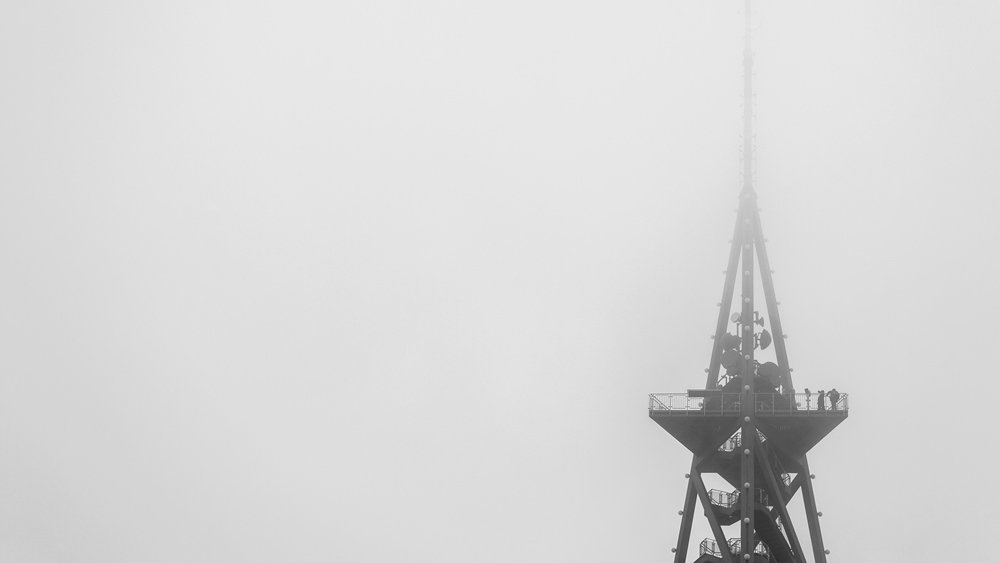 Ilustrasi tower sinyal emiten saham TOWR.
