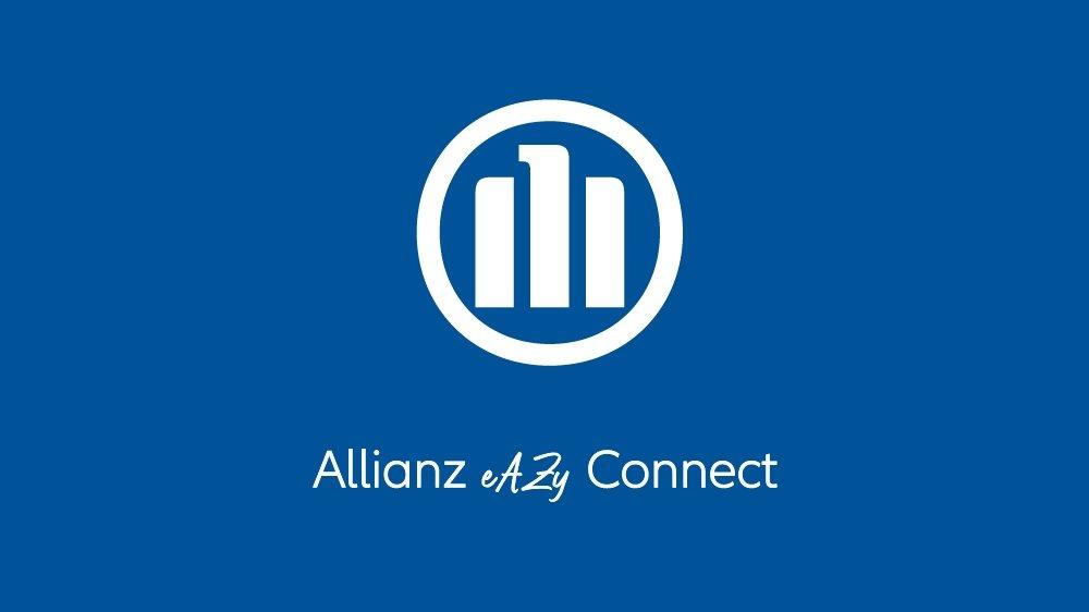 Logo Allianz Eazy Connect.