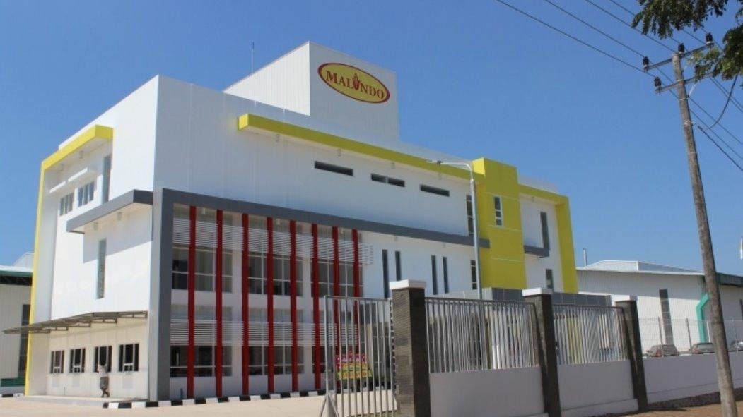 Gedung Malindo Feedmill.