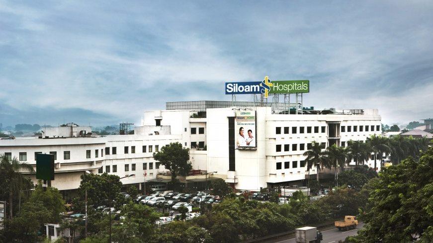 Rumah Sakit Siloam.