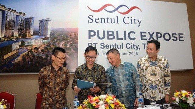 Public Expose Saham BKSL - Sentul City