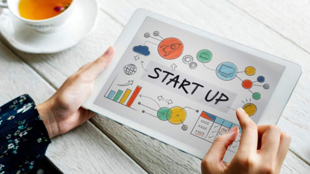 Bisnis start up digital