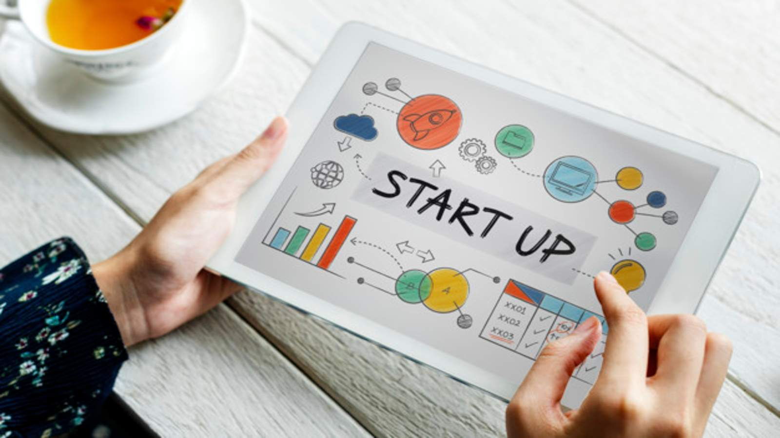 Bisnis start up digital