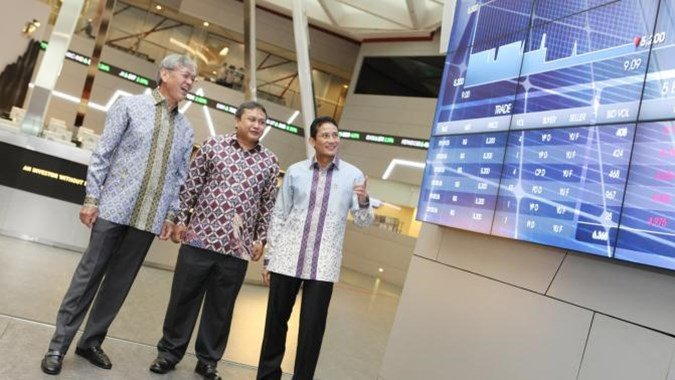 Saratoga Investama (SRTG) Stock Split Berikut Jadwalnya