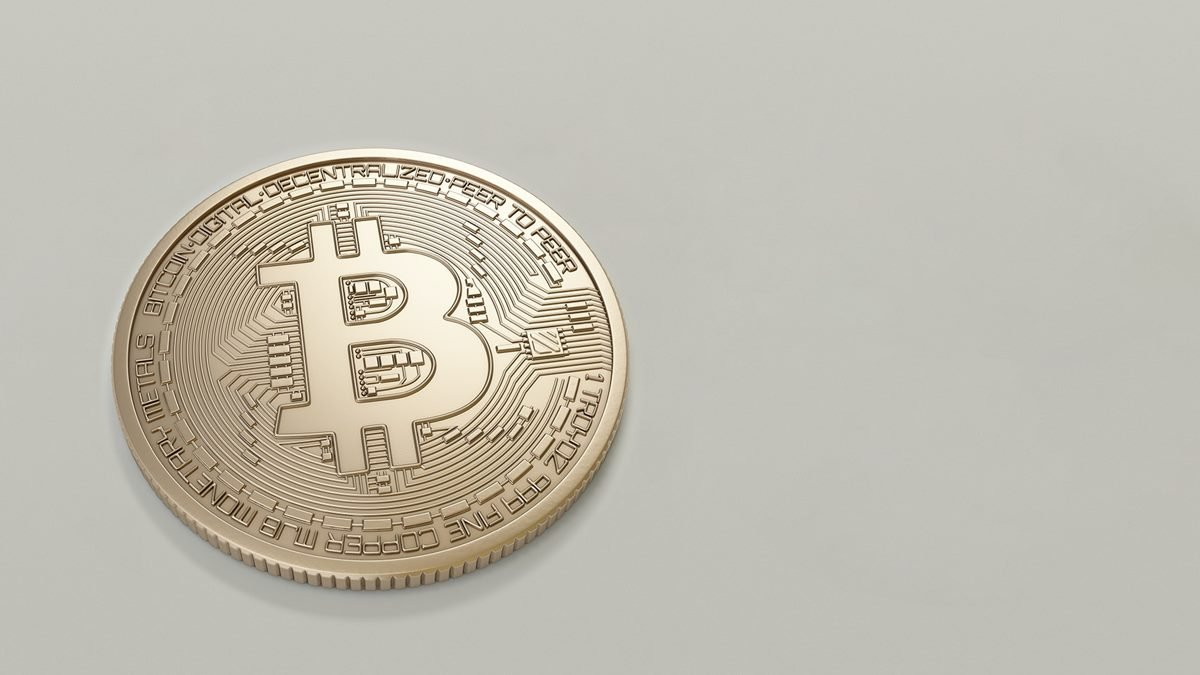 Ilustrasi cryptocurrency.