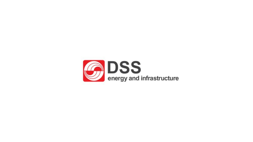 Logo bisnis emiten saham DSSA.