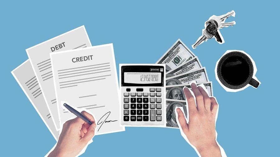 Ilustrasi akuntansi.