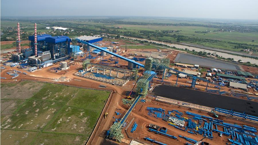 pembangkit listrik tenaga batu bara milik listrindo.