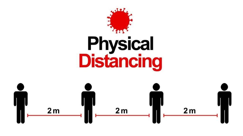 Physical Distancing Adalah