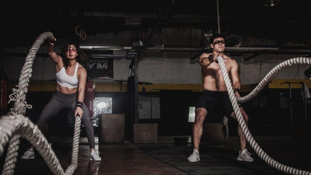 WFH Jadi Gemuk, Coba Latihan Crossfit di Rumah Sekarang