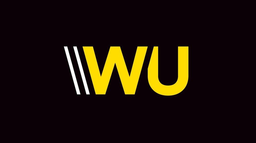 Logo western union.