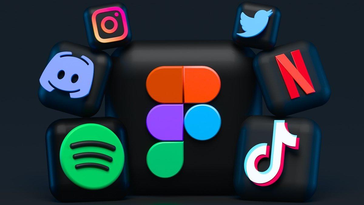 Sejumlah media sosial yang dapat menjadi media pemasaran online.