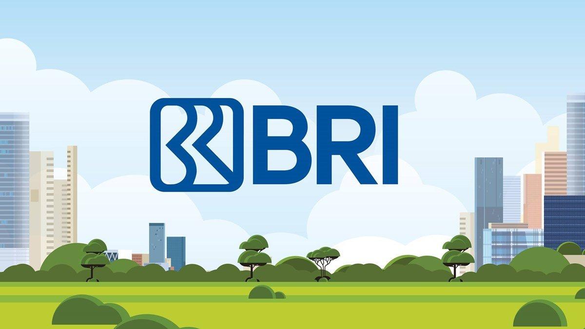 Logo Bank BRI.