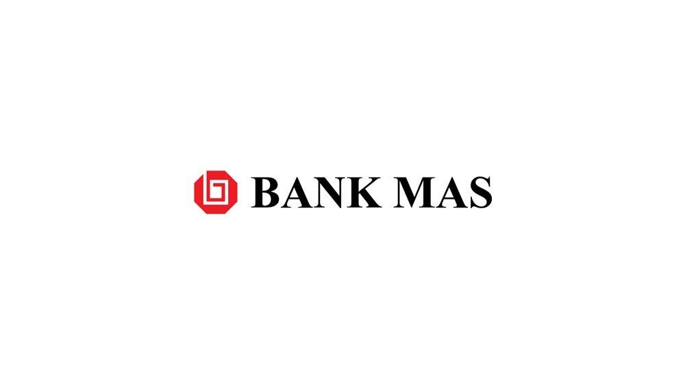 Logo Bank Mas.