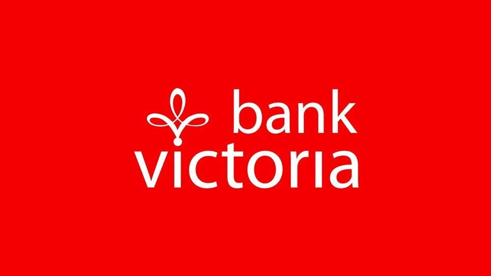Logo Bank Victoria.