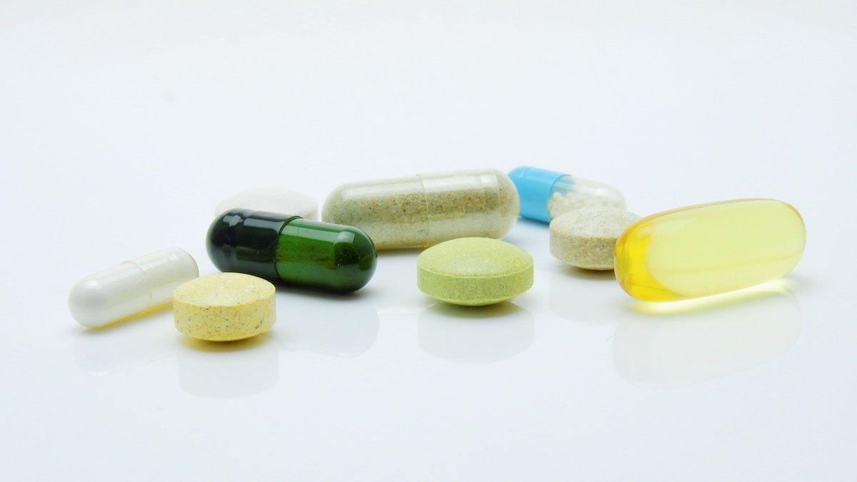 Sejumlah obat terapi.